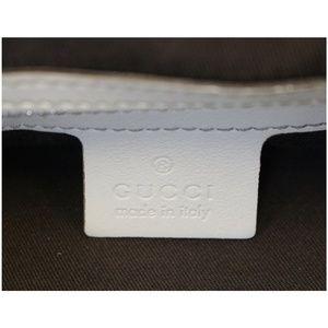 e4631d47d904db Gucci Bags   Britt White Leather Hobo Shoulder Bag   Poshmark